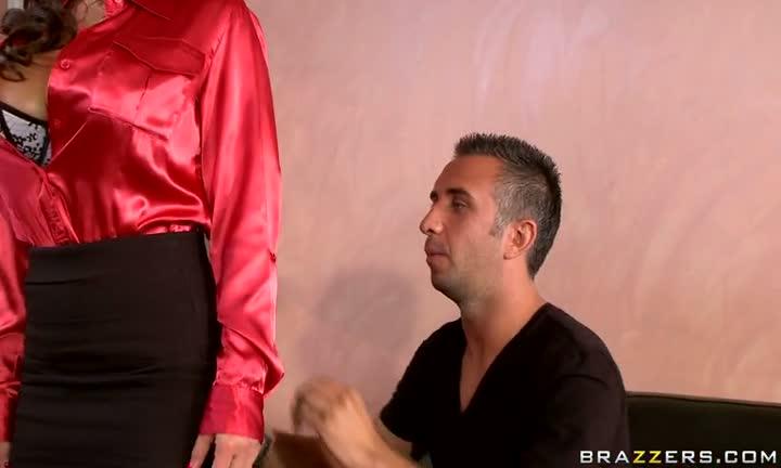 Lisa Ann en thérapeute du sexe