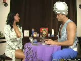 Priya consulte un voyant