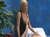 Mariah Madysin en masseuse